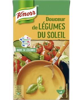 Soupe Douceur de Légumes du...
