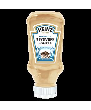 Sauce Heinz Three Pepper