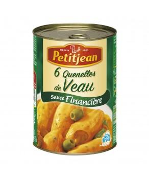 Quenelles Veau Sauce...