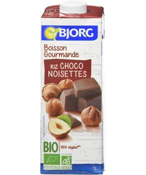 Boisson riz saveur chocolat biologique