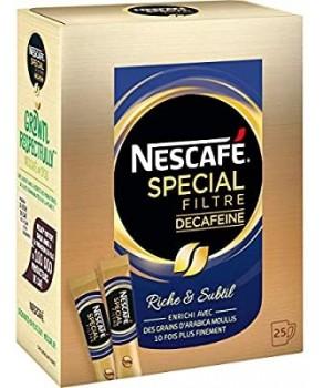 Café Nescafé Décaféiné 25...