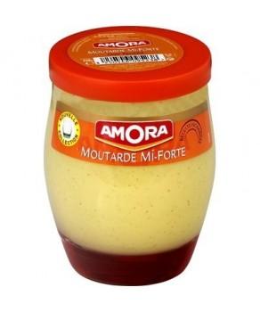 Moutarde Mi-Forte Amora