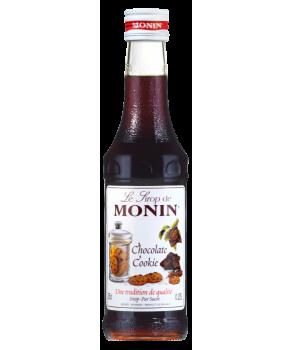 Sirop de chocolat Cookie Monin
