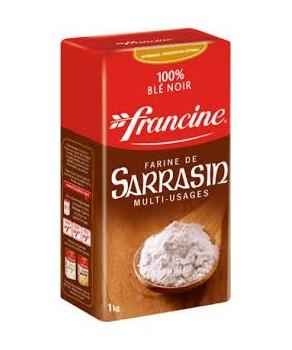 Farine de Sarrasin Francine