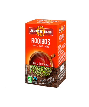 Thé Rouge Bio Rooibios