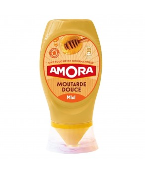 Moutarde douce au miel Amora