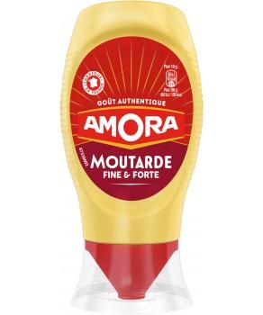 Moutarde Amora Tube