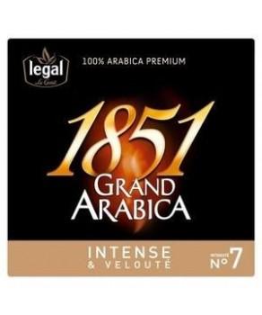Lot de 2 Cafés Legal Arabica