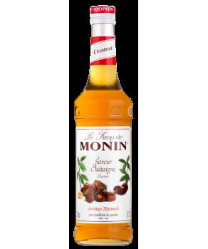 Sirop de châtaigne Monin