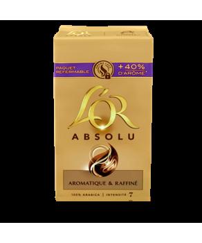 L'Or Café Moulu Premium Absolu