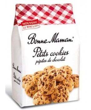 Cookies chocolat bonne maman