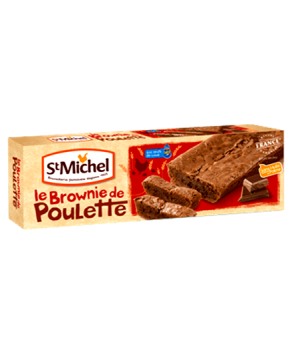 Brownie Poulette