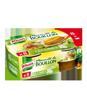 Bouillon Légumes Knorr