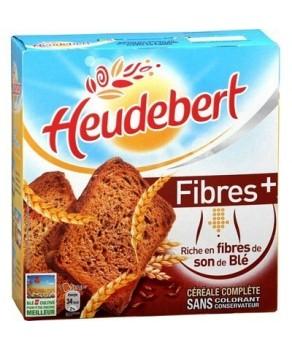 Heudebert Biscottes Fibres +