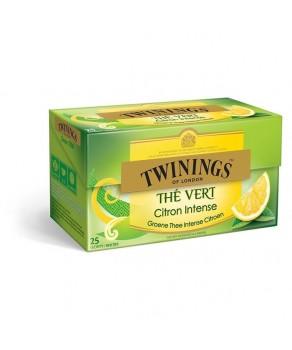 Thé Vert Citron Intense...
