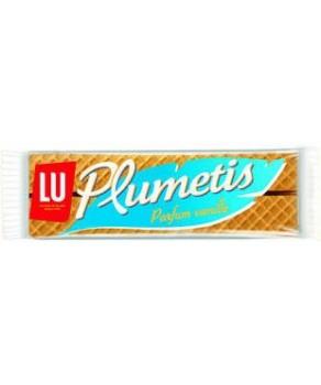 Gaufrettes Plumetis vanille
