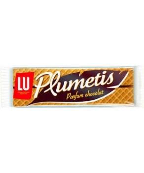 Gaufrettes Plumetis Chocolat
