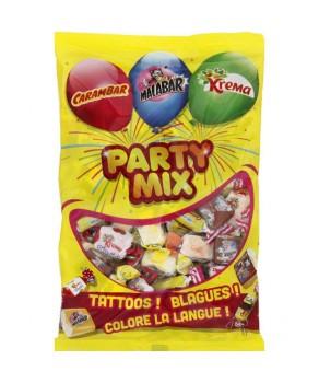 Party Mix Kréma