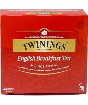 50 Twinings English Breakfast
