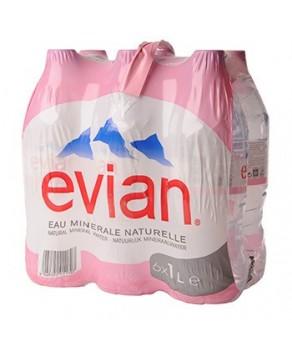 Pack Evian Eau Minérale 6x1...