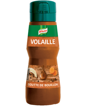 Goutte de Bouillon Volaille...