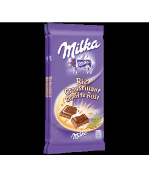 Chocolat au Riz Milka