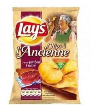 Chips à l'Ancienne Lay's...