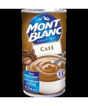 Crème Café Mont Blanc