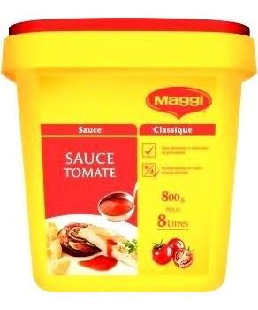 Sauce tomate Maggi