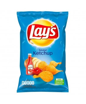 Chips Ketchup Lay's