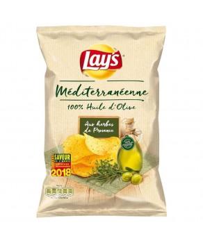 Chips aux herbes de...