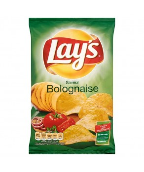 Chips Bolognaise Lay's
