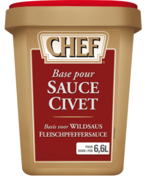 Sauce Civet