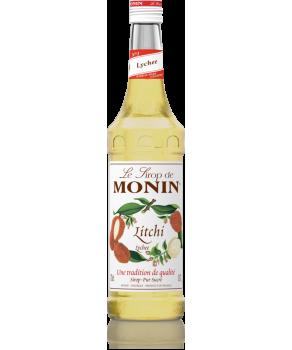 Monin Sirop Litchi