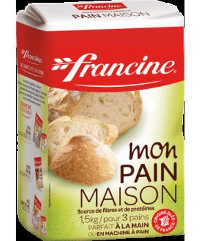 Pain maison Francine