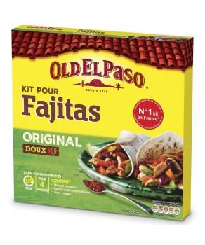 Fajitas Old el Passo