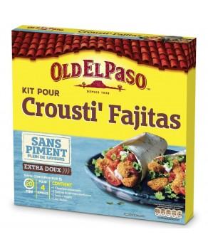 Crousti' Fajitas Old el Passo