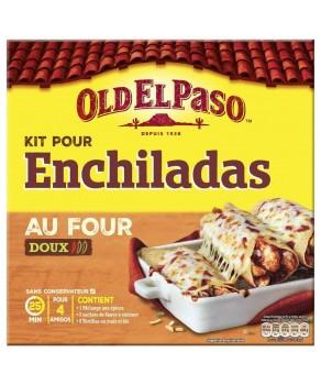 Enchiladas Old el Passo