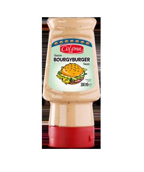 Sauce en Tube BourgyBurger