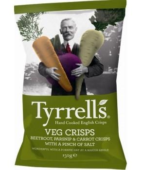 Chips Aux Légumes Tyrrells