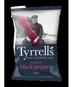 Black Pepper Tyrrell's