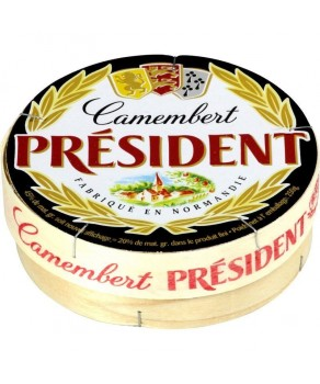 Camembert Président
