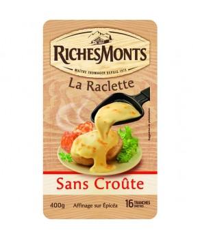 Fromage Raclette sans Croûte
