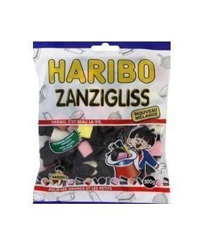 Bonbons Haribo Zanzigliss