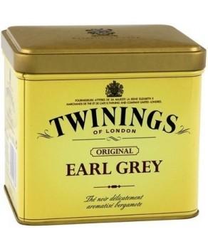 Thé Twinings Earl Grey