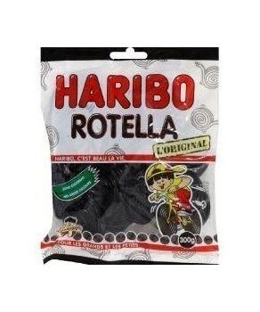 Bonbons Haribo Rotella