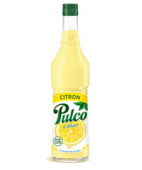 Sirop Pulco Citron