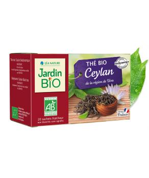 Thé de ceylan biologique