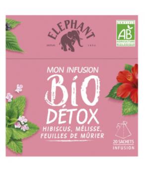 Infusion Détox Eléphant