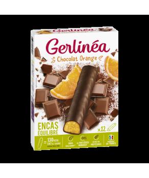 Barres Régime chocolat Orange